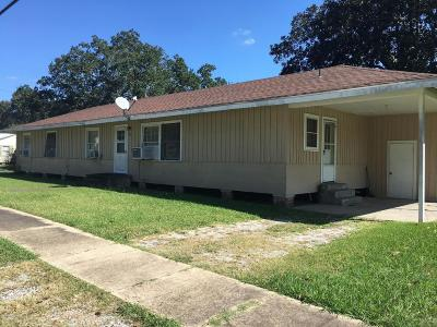 New Iberia Rental For Rent: 516 Dodson Street