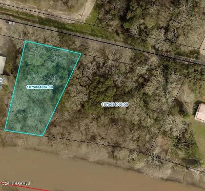 St Mary Parish Residential Lots & Land For Sale: 10839 Hwy 87