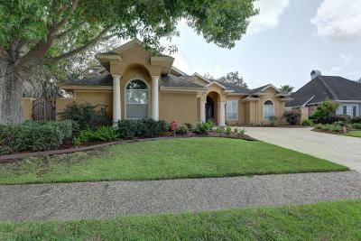 Single Family Home For Sale: 203 Baltusrol Drive