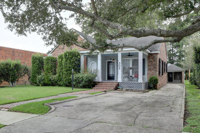 New Iberia Single Family Home For Sale: 305 Indest Street