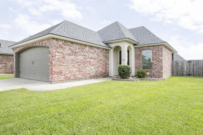 Youngsville Single Family Home For Sale: 100 Kipling Street