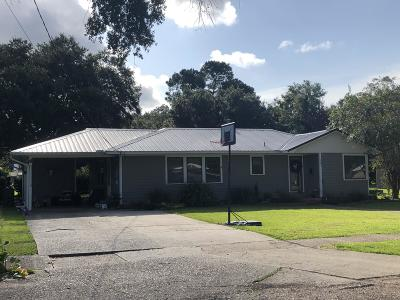 Vermilion Parish Single Family Home For Sale: 307 Abshire Drive