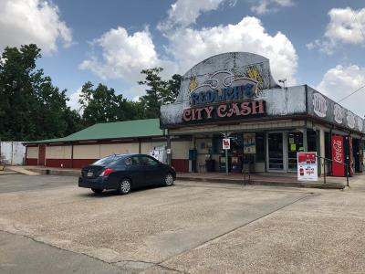 Evangeline Parish Commercial For Sale: 2511 Basile Eunice
