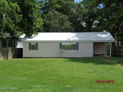 Single Family Home For Sale: 8312 Hwy 182