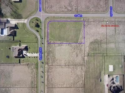 St Landry Parish Residential Lots & Land For Sale: 00 Braeden Boulevard