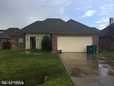 Youngsville Single Family Home For Sale: 203 Tall Oaks Lane
