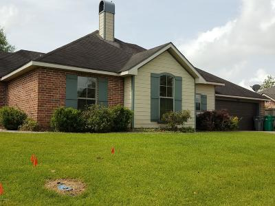 Broussard Single Family Home For Sale: 205 Spike Lane