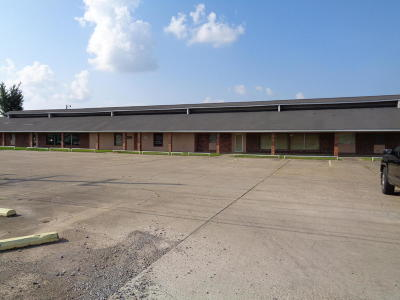 Evangeline Parish Commercial For Sale: 801 W Lincoln Road