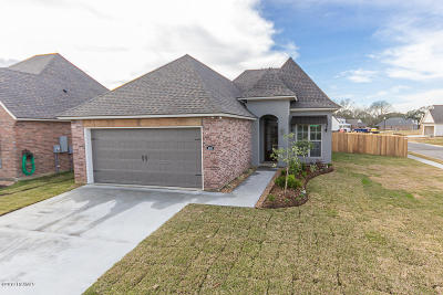 Lafayette Single Family Home For Sale: 400 Capstone Crossing