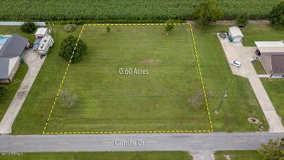 St Martin Parish Residential Lots & Land For Sale: Tbd Camille Drive