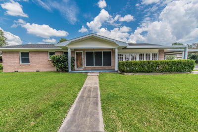 Lafayette Single Family Home For Sale: 112 Churchill Dr Drive