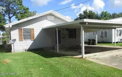 New Iberia Single Family Home For Sale: 1024 Providence Street