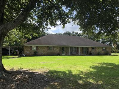 Kaplan Single Family Home For Sale: 1813 American Legion Road
