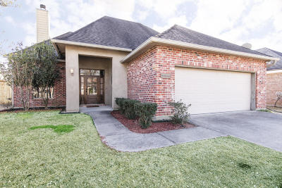 Youngsville Rental For Rent: 604 Copper Meadow Boulevard