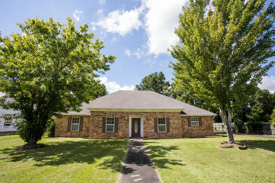 Lafayette Single Family Home For Sale: 406 Constitution Drive