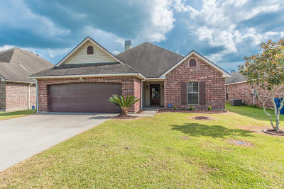 Carencro  Single Family Home For Sale: 305 Saint Matthais Drive