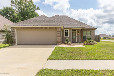 Lafayette Single Family Home For Sale: 419 Walter Drive