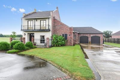 Arnaudville Single Family Home For Sale: 156 Grand Lake Drive
