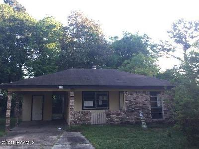 Lafayette Single Family Home For Sale: 125 Windmill Lane