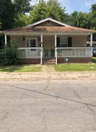 New Iberia Single Family Home For Sale: 407 Robertson Street