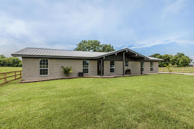 Scott Single Family Home For Sale: 1317 La-93