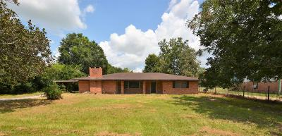 Vermilion Parish Single Family Home For Sale: 3214 E La 338
