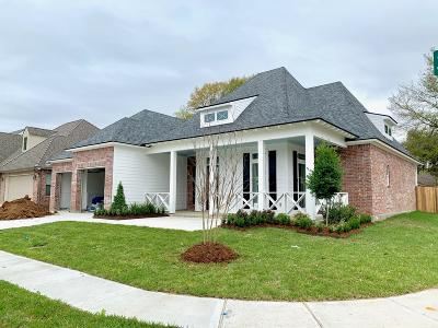 Lafayette Single Family Home For Sale: 113 Stoney Shadow Drive