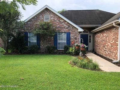 Youngsville Rental For Rent: 110 Queensford Way