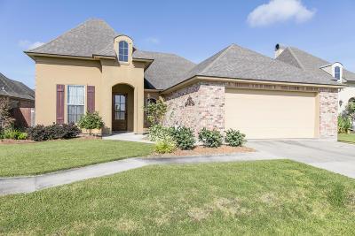 Lafayette Single Family Home For Sale: 213 Miramar Boulevard