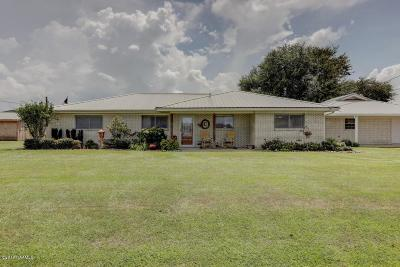 Carencro  Single Family Home For Sale: 134 Nautical Road