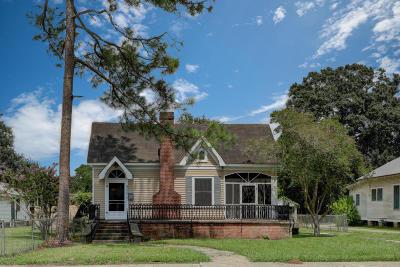 Jeanerette Single Family Home For Sale: 422 E Main Street