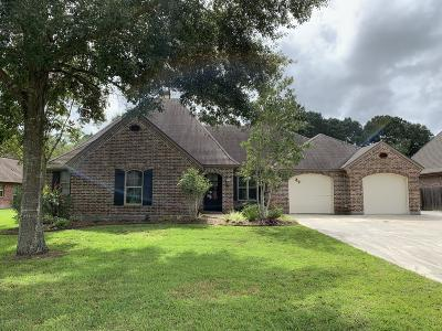 Youngsville Single Family Home For Sale: 118 Maple Grove Lane