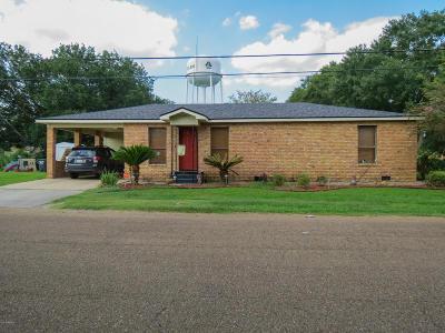 Kaplan Single Family Home For Sale: 1402 W 4th Street