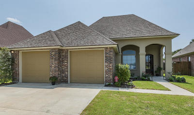 Broussard Single Family Home For Sale: 107 Glen Arbor Dr Drive