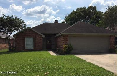 Broussard Rental For Rent: 205 Delcy Drive