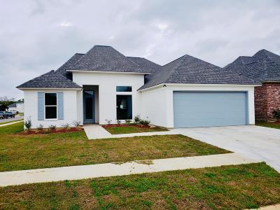 Woodlands Of Acadiana Single Family Home For Sale: 301 Woodstone Drive