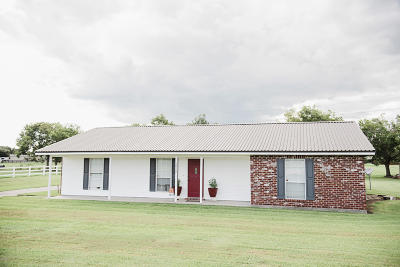 Arnaudville Single Family Home For Sale: 1019 Nook Drive