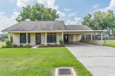 Carencro  Single Family Home For Sale: 302 Starboard Loop