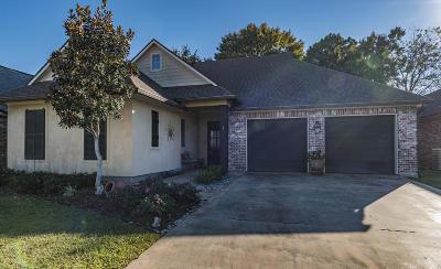 Broadmoor Terrace, Walkers Lake Single Family Home For Sale: 301 Bluebonnet Drive