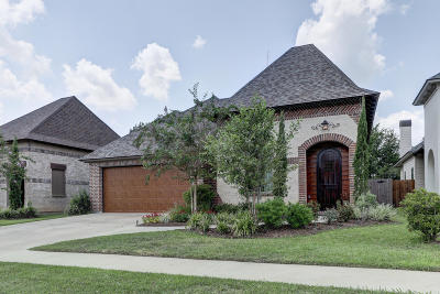 Youngsville Single Family Home For Sale: 114 Golden Cypress Drive