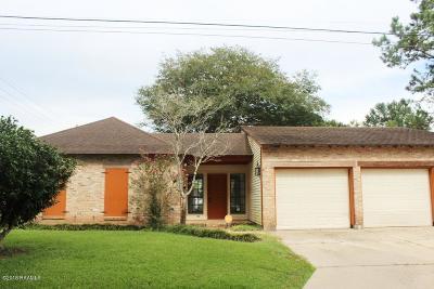 Abbeville Single Family Home For Sale: 219 N Leonard Street