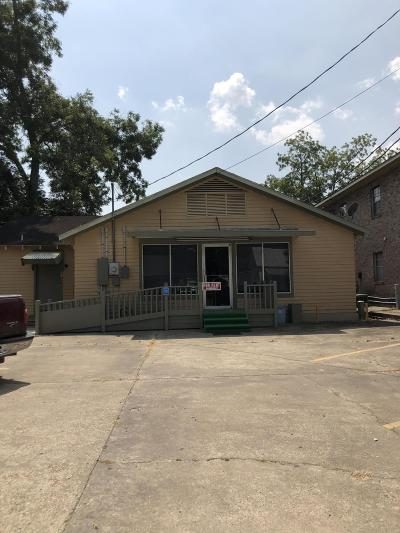Acadia Parish Commercial For Sale: 1011 N Ave G
