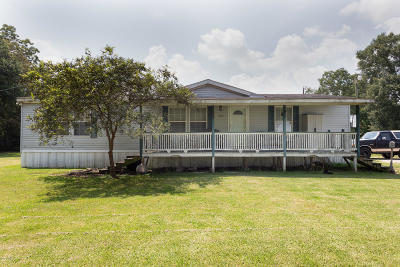 Crowley Single Family Home For Sale: 306 Vanilla Road