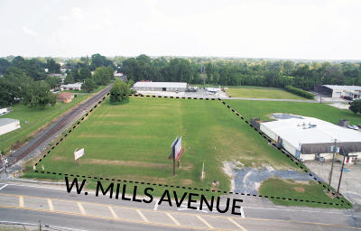 Breaux Bridge Residential Lots & Land For Sale: 00 W. Mills Avenue