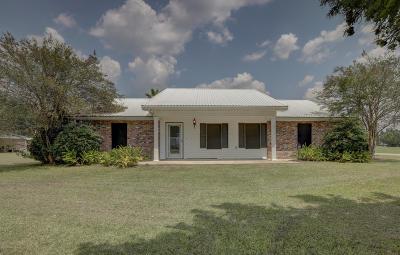 Arnaudville Single Family Home For Sale: 408 Saint Landry Street