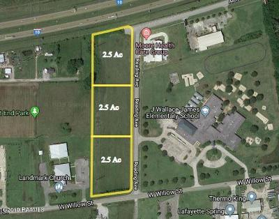 Lafayette Residential Lots & Land For Sale: 1606 W Willow