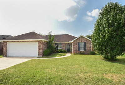 Broussard Single Family Home For Sale: 207 Heart D Farm Road