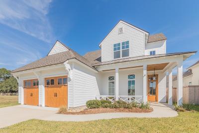 Lafayette Single Family Home For Sale: 203 Harvest Creek Lane