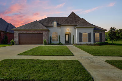 Youngsville Single Family Home For Sale: 107 Henry James Court