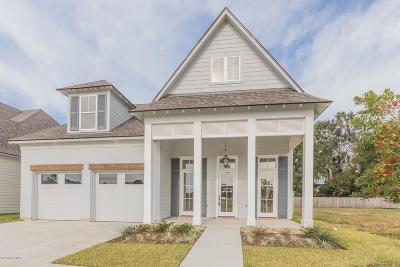 Lafayette Single Family Home For Sale: 207 Harvest Creek Lane